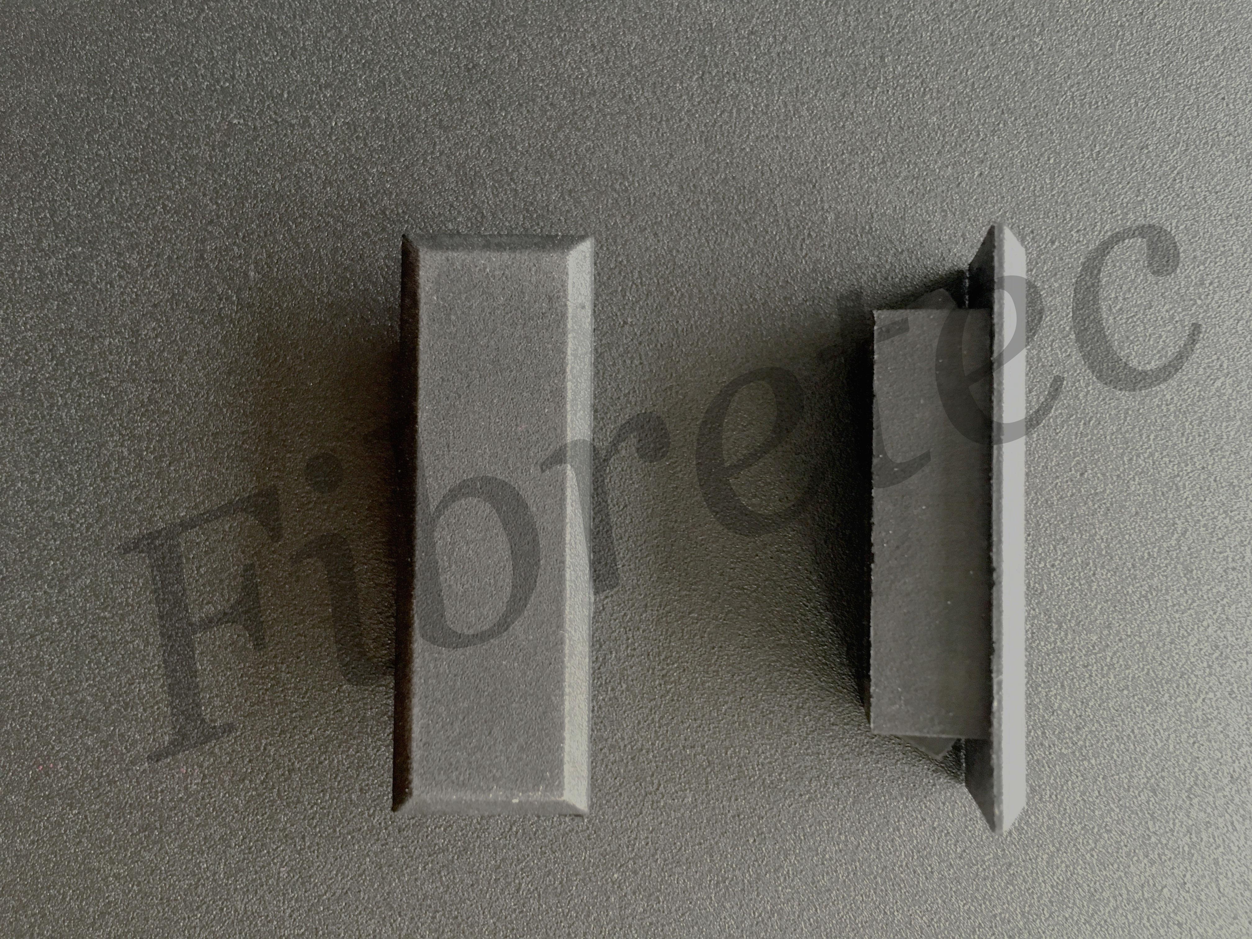 Obturateurs pour empreintes SC duplex / LC quadruplex