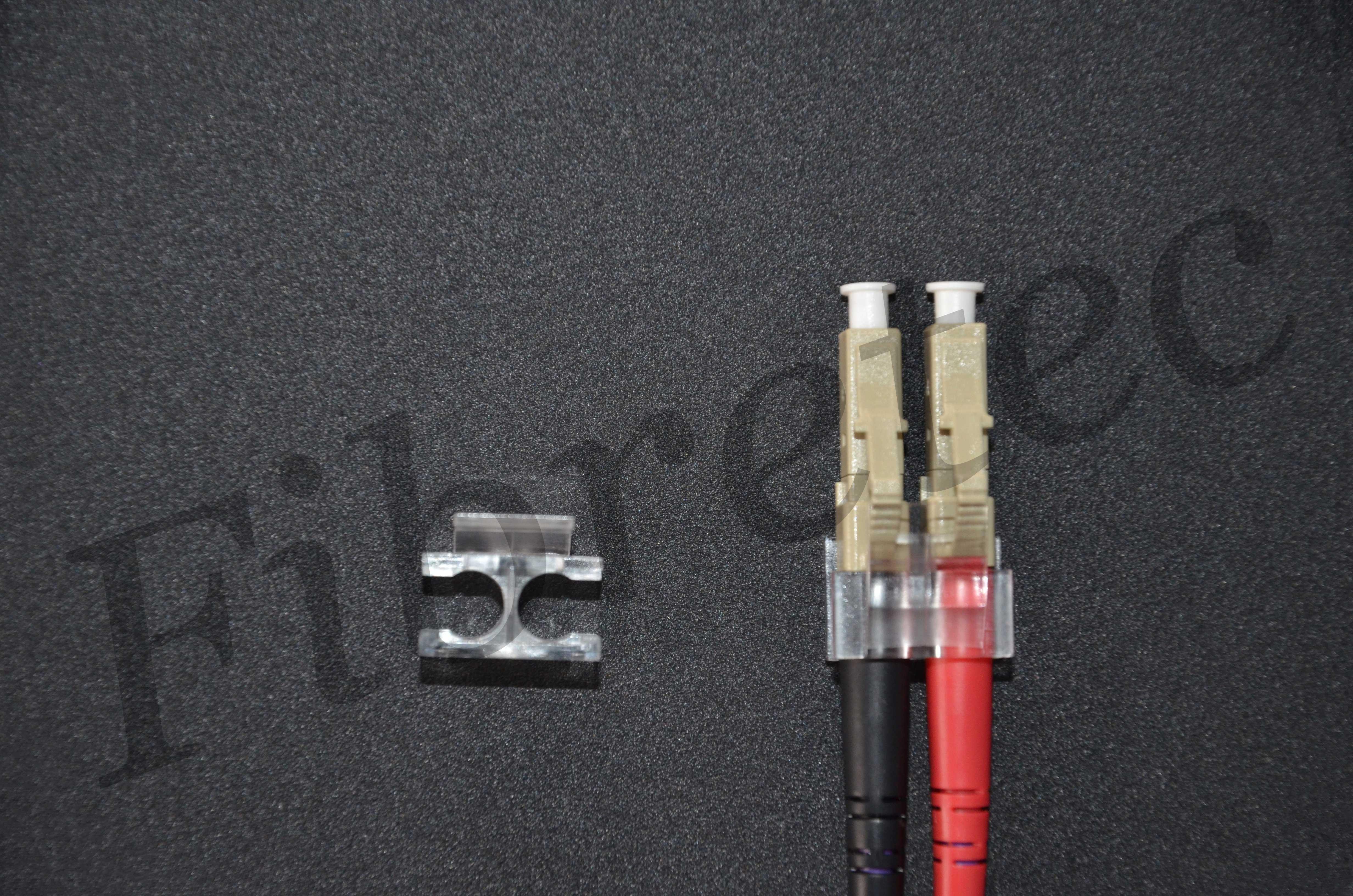 Bracelets d'accouplement pour connecteurs LC